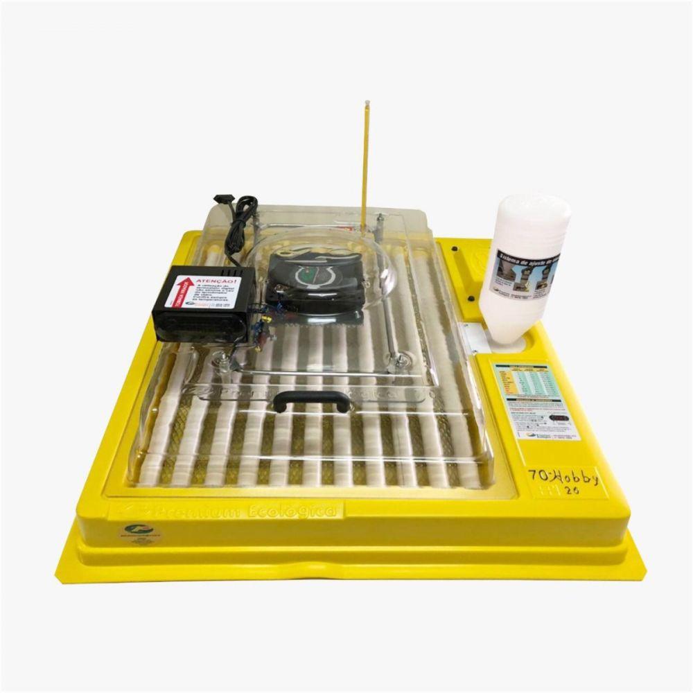 Chocadeira Hobby 70  (70 Ovos) controle digital de temperatura